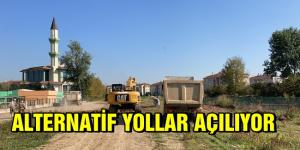 ALTERNATİF YOLLAR AÇILIYOR